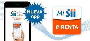 Nueva App e-Renta