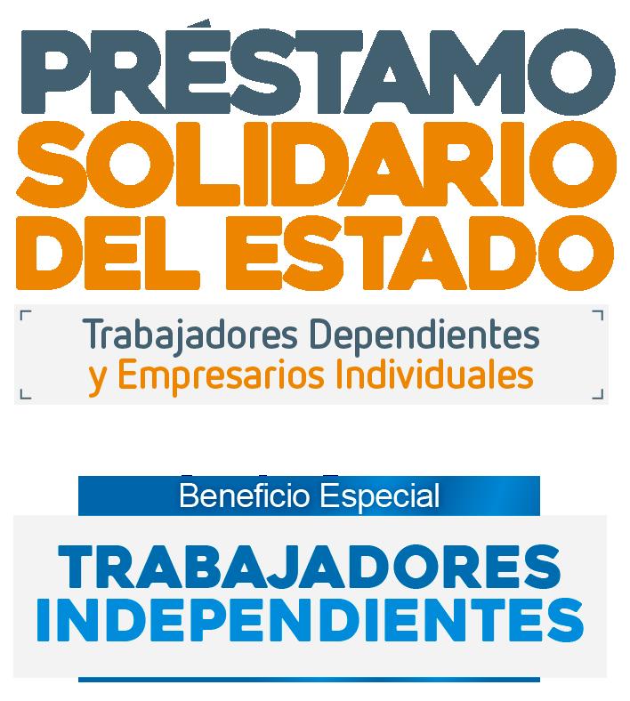 Prestamo Solidario del Estado